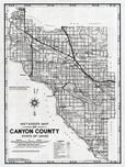 Canyon County 1980 to 1996 Tracing, Canyon County 1980 to 1996