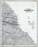Shoshone County 1980 to 1996 Mylar, Shoshone County 1980 to 1996