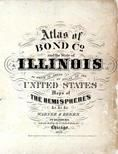 Title Page, Bond County 1875