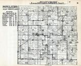 Pilot Grove Township, La Crosse, Burnside, Hancock County 1936