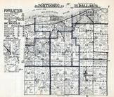 Pontoosuc and Dallas Townships, Dallas City, Colusa, Pontoosuc, Hancock County 1936