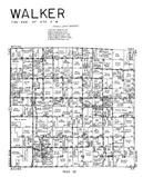 Walker Township, Hancock County 1960