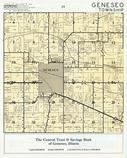 Geneseo Township, Henry County 1955c