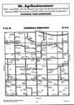 Map Image 043, Henry County 1993 Published by Farm and Home Publishers, LTD