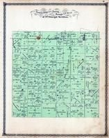 Township 24 North, Range 13 West, Claytonville, Goodwine, Whiskey Creek, Iroquois County 1884