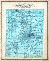 Township 25 North, Range 12 West, Milford, Mud Creek, Sugar Creek, Iroquois County 1884