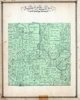 Township 27 North, Range 13 West, Iroquois River, Plato, Spring Creek, Iroquois County 1884