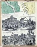 Dundee, Carpenterville, Crabtree, Simonds, Edwards, Sutfin, Kane County 1871