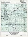 Oswego Township, Wolf's, Kendall County 1955c