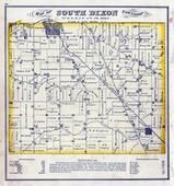 South Dixon Township, Eldena Station, Lee County 1872