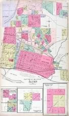 Alton City - East, Saline, Fosterburg, Prairietown, Madison County 1906