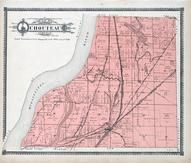 Chouteau Township, Oldenburg, Granny Lake, Chouteau Island, Mitchell, Madison County 1906