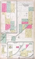 Collinsville - West, New Douglas, Hamel, Heintzville, Glen Carbon, Madison County 1906