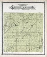 Hamel Township, Carpenter, Madison County 1906