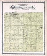 Helvetia Township, Highland, Sebastopo, Madison County 1906