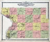 Index Map, Madison County 1906