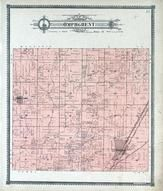 Omphghent Township, Worden, Prairie Town, Madison County 1906