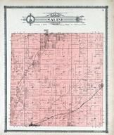 Saline Township, Highland, Pierron, Madison County 1906