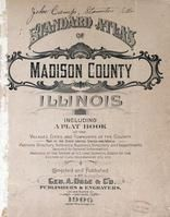 Title Page, Madison County 1906