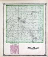 Bell Plain Township, LaRose, Marshall County 1873