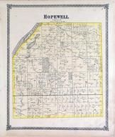 Hopewell Township, Illinois River, Marshall County 1873