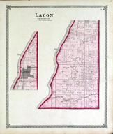 Lacon Township, Illinois River, Marshall County 1873