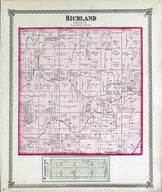 Richland Township, Washburn, Marshall County 1873
