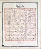 Saratoga Township, Marshall County 1873