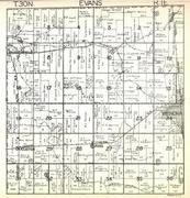 Evans Township, Custer, Wenona, Vans, Poterfield, Marshall County 1930c