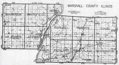 Index Map, Marshall County 1930c