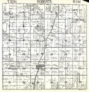 Roberts Township, Varna, Broaddos, Henry Junction, Big Sandy, Marshall County 1930c