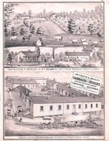 A.T. Ireland; Carriage Factory of Detrich and Hillin, Randolph County 1875