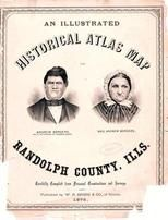 Title Page, Randolph County 1875