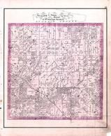 Township 4 South, Range 6 West, Plum Creek, Randolph County 1875