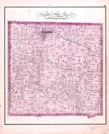 Township 4 South, Range 8 West, Red Bud, Ruma, Randolph County 1875