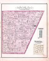 Township 7 South, Range 5 West, Florence, Shiloh-Hill, Randolph County 1875
