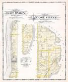 Port Byron Township, Canoe Creek Township, Hillsdale, Rock Island County 1905