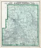 Fancy Creek Township, Sherman, Cantrall, Sangamon County 1874