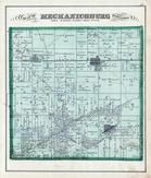 Mechanicsburg Township, Buffalo, Dawson, Sangamon County 1874