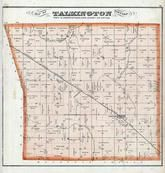 Talkington Township, Lowder, Sangamon County 1874
