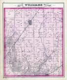 Williams Township, Barclay, Benton, Williamsville, Sangamon County 1874