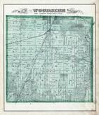 Woodside Township, Iles Junction, Sangamon County 1874