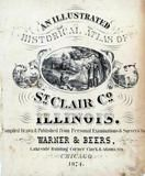 Title Page, St. Clair County 1874