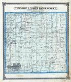 Township 1 North, Range 6 West, Mascoutah, Strassburg, St. Clair County 1874