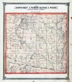 Township 1 North, Range 7 West, Rentchler, St. Clair County 1874
