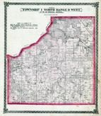 Township 1 North, Range 9 West, Pittsburg, Briar Hill, St. Clair County 1874