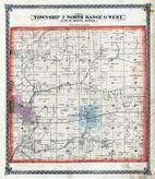 Township 2 North, Range 6 West, Summerfield, Lebanon, St. Clair County 1874