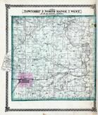 Township 2 North, Range 7 West, O'Fallon, St. Clair County 1874