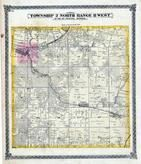 Township 2 North, Range 8 West, Caseyville, Forman, St. Clair County 1874