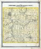 Township 2 South, Range 6 West, Darmstadt, Fayetteville, St. Libory, St. Clair County 1874